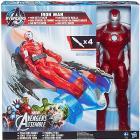 Iron Man e veicolo Avengers (A7363E27)