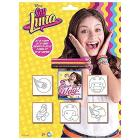 Blister 5 Timbri - Soy Luna (5944)