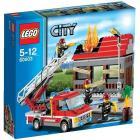 Squadra di emergenza anti-incendio - Lego City (60003)