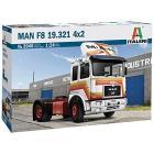 Mann F 8 18.321.2axle Tractor Scala 1/24 (IT3946)