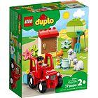 Il trattore della fattoria e i suoi animali - Lego Duplo (10950)
