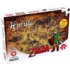 Puzzle The Legend Of Zelda Hyrule Field 500 pezzi