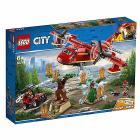 Aereo antincendio - Lego City Fire (60217)