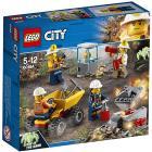 Team della miniera - Lego City (60184)