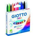 Astuccio 24 Giotto Cera