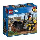 Ruspa da cantiere - Lego City Great Vehicles (60219)