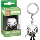 Funko Pop! Portachiavi: Fortnite S1A - Skull Trooper