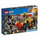 Trivella pesante da miniera - Lego City (60186)