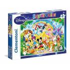 Puzzle Super Color  Disney Family 60 Pezzi (26952)