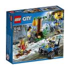 Fuga in montagna - Lego City (60171)