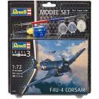 Aereo F4U-4 Corsair 1/72 (RV63955)