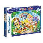Puzzle 104 pezzi Disney 27955