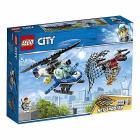Inseguimento con il drone della Polizia aerea - Lego City Police (60207)