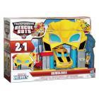 Rescuebots Bumblebee Garage