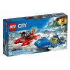 Fuga sul fiume - Lego City (60176)
