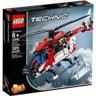 Elicottero di salvataggio - Lego Technic (42092)