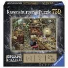 La cucina della strega Exit Puzzle (19958)