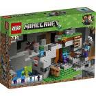 La caverna dello Zombie - Lego Minecraft (21141)