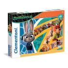 Puzzle 60 pezzi - Zootropolis