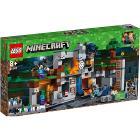 Avventure con la Bedrock - Lego Minecraft (21147)