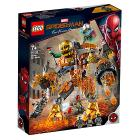 Spider-Man: Far from Home Molten Man - Lego Super Heroes (76128)