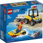 ATV di soccorso balneare - Lego City (60286)