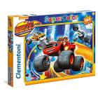Puzzle 104 Blaze And The Monster Machines (27972)