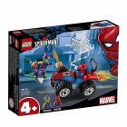 Inseguimento in auto di Spider-Man - Lego Super Heroes (76133)