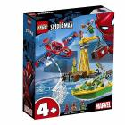 Spider-Man: la rapina di diamanti di Doc Ock - Lego Super Heroes (76134)