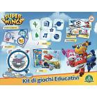 Super Wings Giochi Educativi (UPW25000)