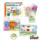Puzzle Animali mix (63975)