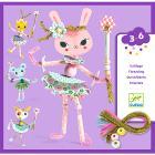 Threading My fairies Crea fatine perline e filo (DJ08976)