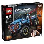 Camion Autogrù 6x6 - Lego Technic  (42070)