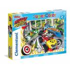 Mickey Roadster Racers 60 pezzi (26976)