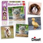 Puzzle Naturin Photo Animali