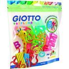 Busta Giotto Patplume 26 Pz Lettere + 1 Mattarello