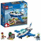 Pattugliamento della Polizia aerea - Lego City Police (60206)