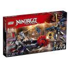 Killow contro Samurai X - Lego Ninjago (70642)