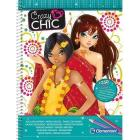 Crazy Chic Sketchbook Balli del Mondo