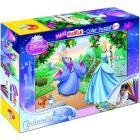 Puzzle Color Plus Maxi 60 Cenerentola (39821)