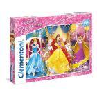Puzzle 104 pezzi Principesse 27983