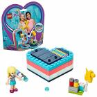 La scatola del cuore dell'estate di Stephanie - Lego Friends (41386)