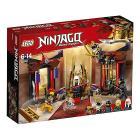 Duello nella sala del trono - Lego Ninjago (70651)