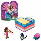 La scatola del cuore dell'estate di Olivia - Lego Friends (41387)