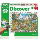 Puzzle Discover Safari