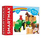 SmartMax My First Tractor - Set da 21 pezzi
