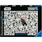 Puzzle 1000 pezzi Challenge Puzzle Star Wars (14989)