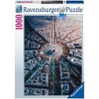 Puzzle 1000 pezzi Parigi Dall'alto (15990)