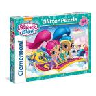 Puzzle 104 Glitter Shimmer and Shine  (27991)