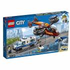 Polizia aerea: furto di diamanti - Lego City Police (60209)